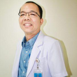 Dr. Ferdinand Saragih, MSc, SpPD