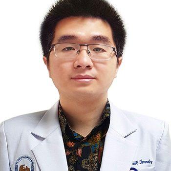 dr. Fedrik Ivander