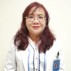 Dr.Yanuarni W.B.P, Sp.PK